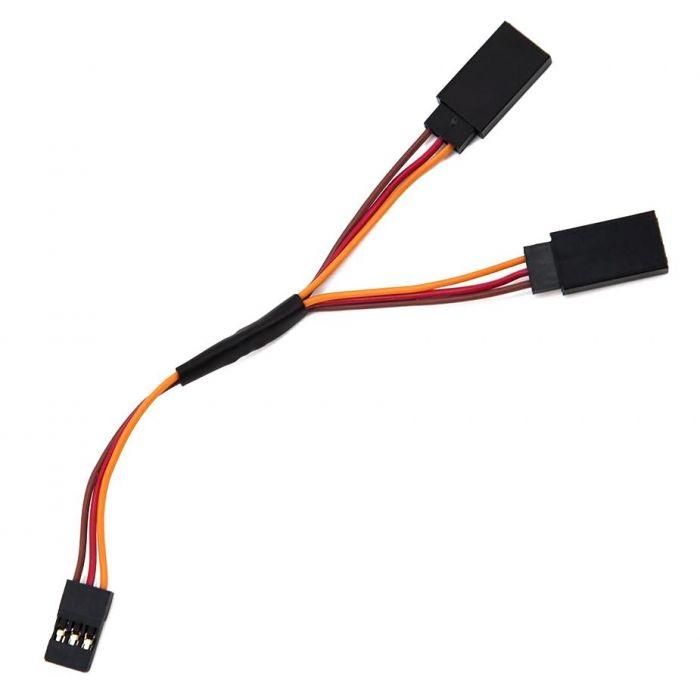 Разветвитель Y 30см Power HD для сервоприводов JR/Futaba