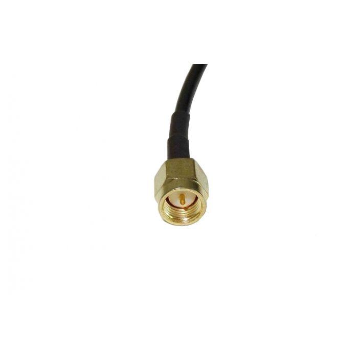 Антенна 433MHz диполь для приемника LRS Dragon Link Micro RX с удлинителем 15см