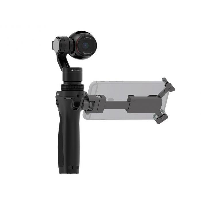 Стедикам DJI OSMO с камерой Zenmuse X3 c разрешением 4K