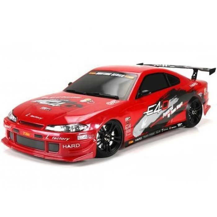 Дрифт 1:10 Team Magic E4D MF Nissan S15