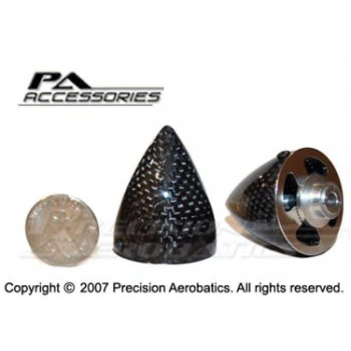 """Кок 1.5"""" Precision Aerobatics карбоновый"""