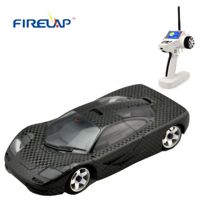 Автомодель р/у 1:28 Firelap IW04M Mclaren 4WD (карбон)