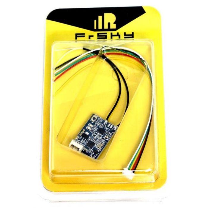 Приёмник мини FrSky XSR SBUS PPM S.Port с телеметрией