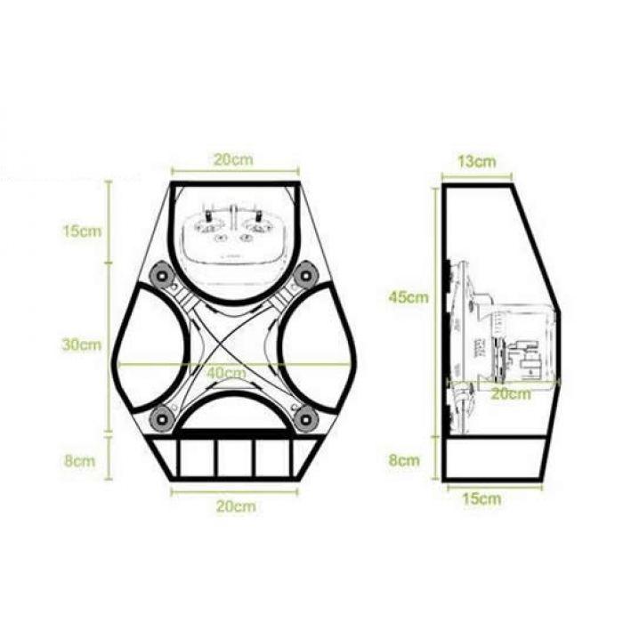 Рюкзак H.A.R.D. Magellan Series для мультикоптеров (H8907)