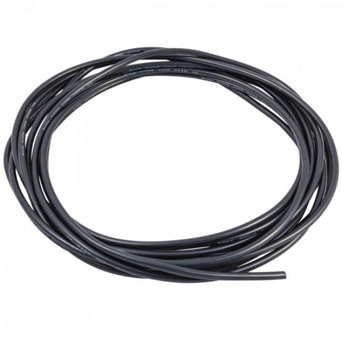 Провод силиконовый Dinogy 12 AWG (черный), 1 метр