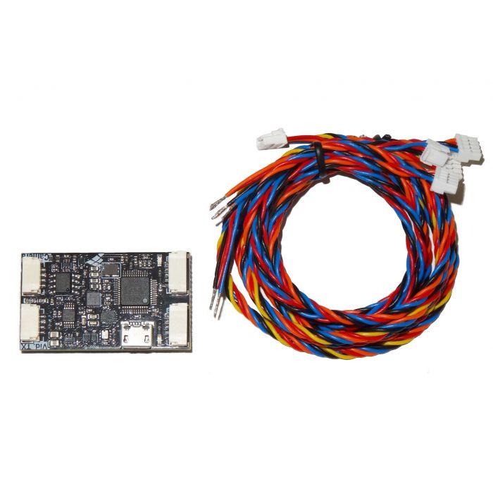 Система Dragon Link NANO OSD для Pixhawk/Mavlink